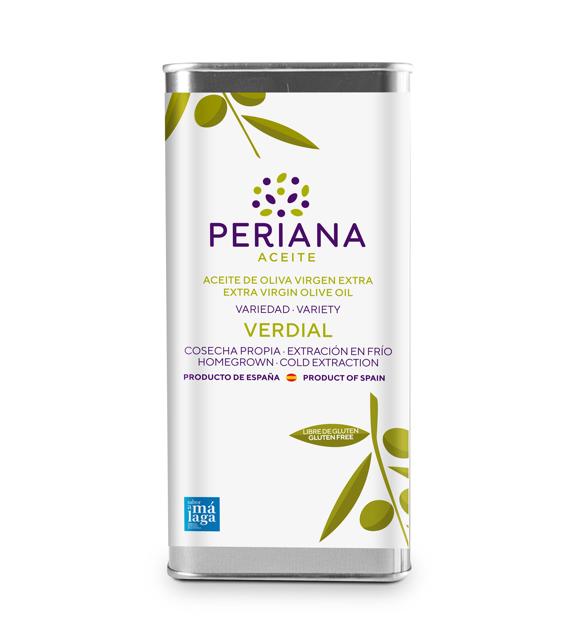 PERIANA Verdial - 1,0 l Olivenöl 1