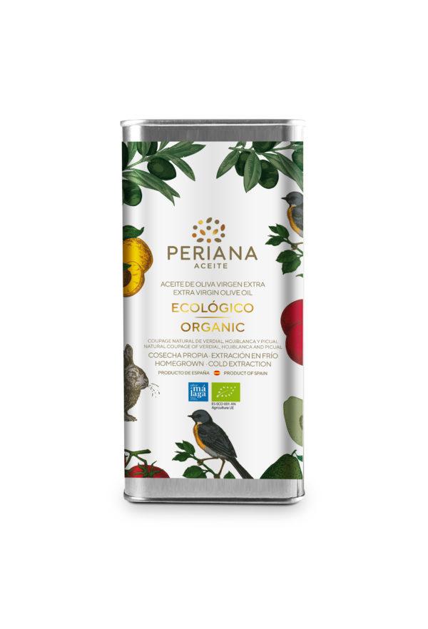 PERIANA Ecológico - 1,0 l Bio-Olivenöl 1